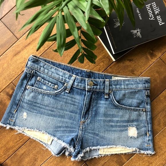 Rag & Bones Jean Shorts